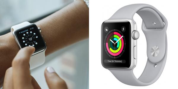 Не могли не включить в этот топ smart-часы от Apple, ведь именно они стали  законодателями такого спроса на умные часы. Их новинка Apple Watch S3 уже  ... 90c4b1f2f5d