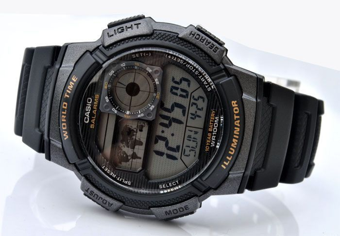 Casio Collection AE-1000W-1A