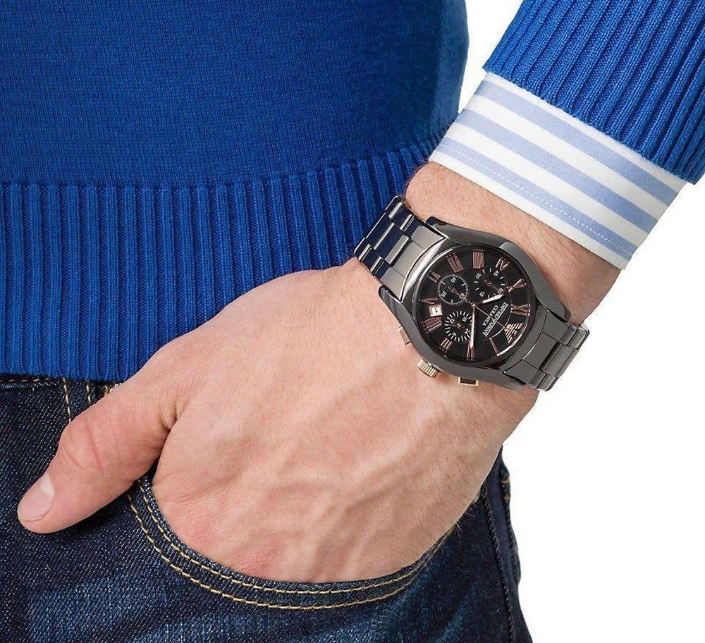 Воздушной стихии emporio armani ar1410 ceramica watch после выздоровления перебарщивать