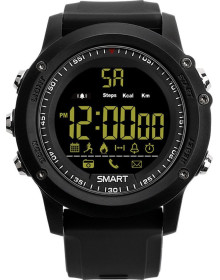 Часы Smart Watch EX17 (черные)