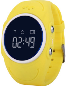 Часы Smart Baby Watch GW300S (желтые)