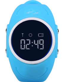 Часы Smart Baby Watch GW300S (голубые)