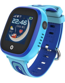 Часы Smart Baby Watch DF31G (голубые)
