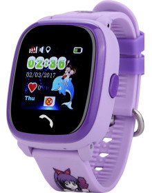 Smart Baby Watch DF25G (сиреневые)