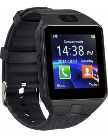 Часы Smart Watch DZ09 (черные)