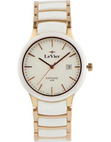 Часы LeVier L 7509 M Wh/Red