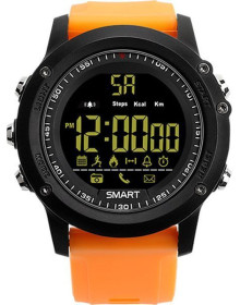 Часы Smart Watch EX17 (оранжевые)