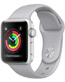 Часы Apple Watch S3 38mm Silver (MQKU2RU/A)