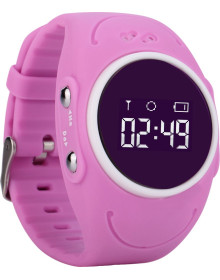 Часы Smart Baby Watch GW300S (розовые)