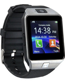 Часы Smart Watch DZ09 (серые)
