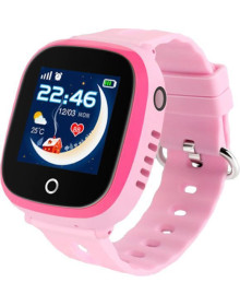 Часы Smart Baby Watch DF31G (розовые)