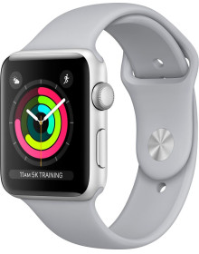 Часы Apple Watch S3 42mm fog (MQL02)