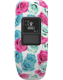 Часы Garmin vivofit jr.Real Flower (010-01634-22)